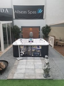 Showroom spa